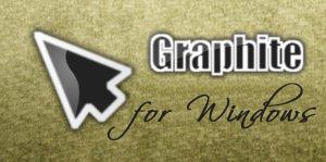 Graphite cursors preview