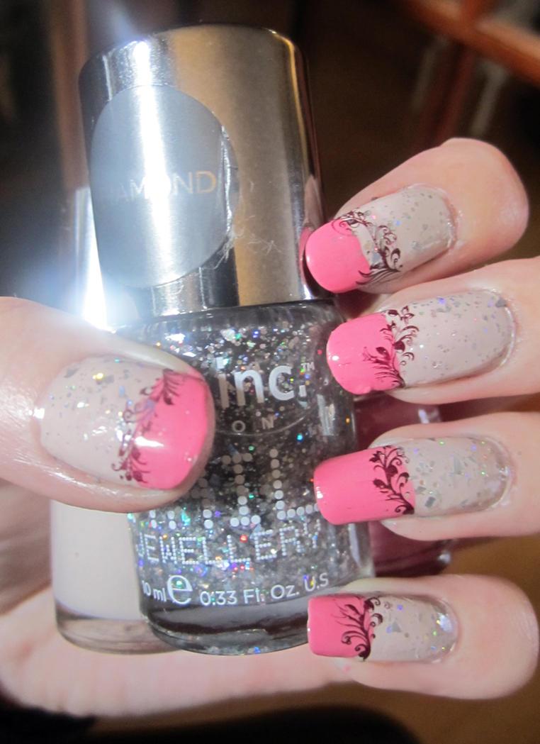 Diamond Manicure by soyoubeauty