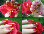 Sunset Tree Nails