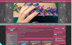 soyoubeauty.com Ecommerce Beauty Site Design
