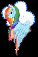 rainbowdash by dieva4130