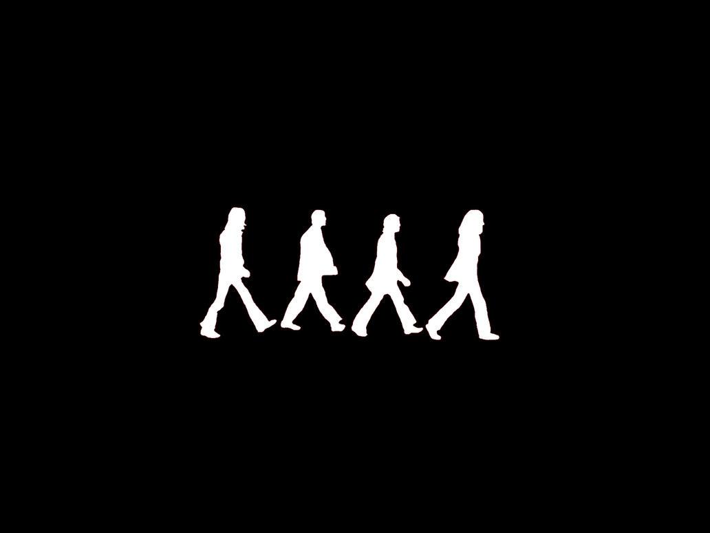 Beatles Abbey Road By Fockerbb