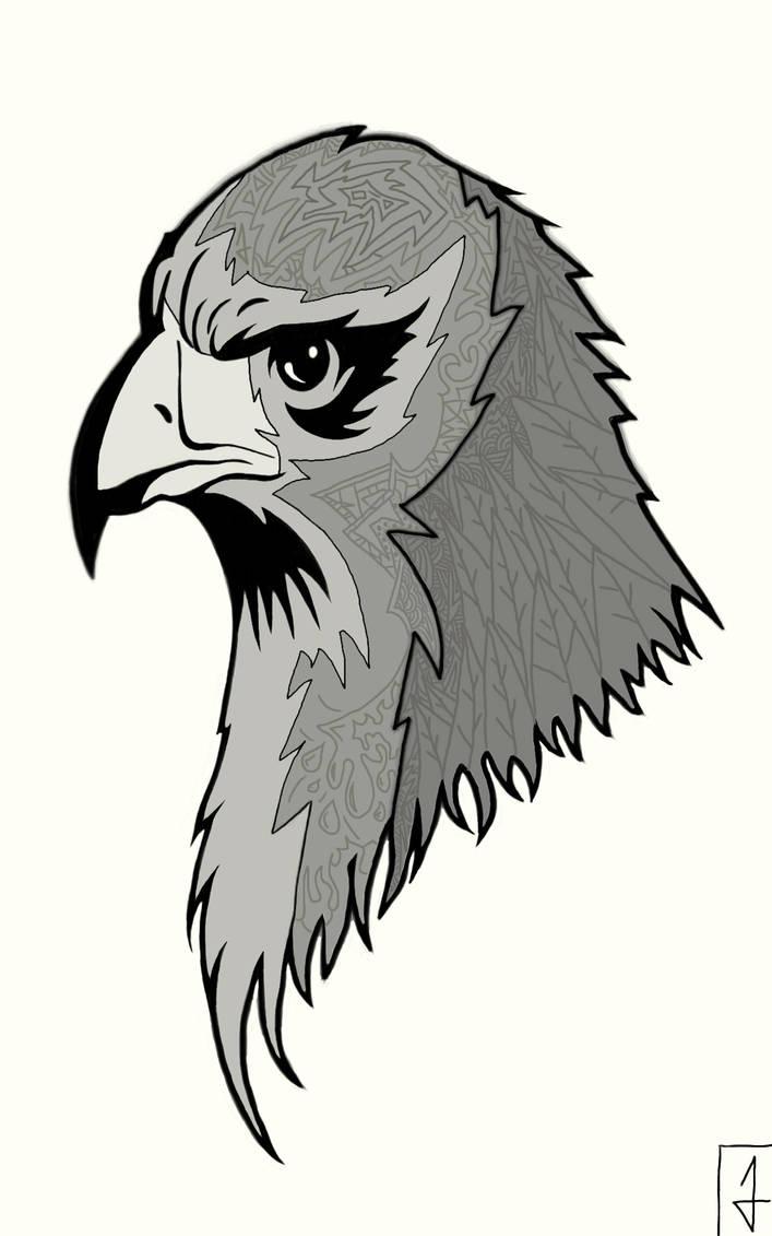 Millenium Falcon by JoelLorenzetti