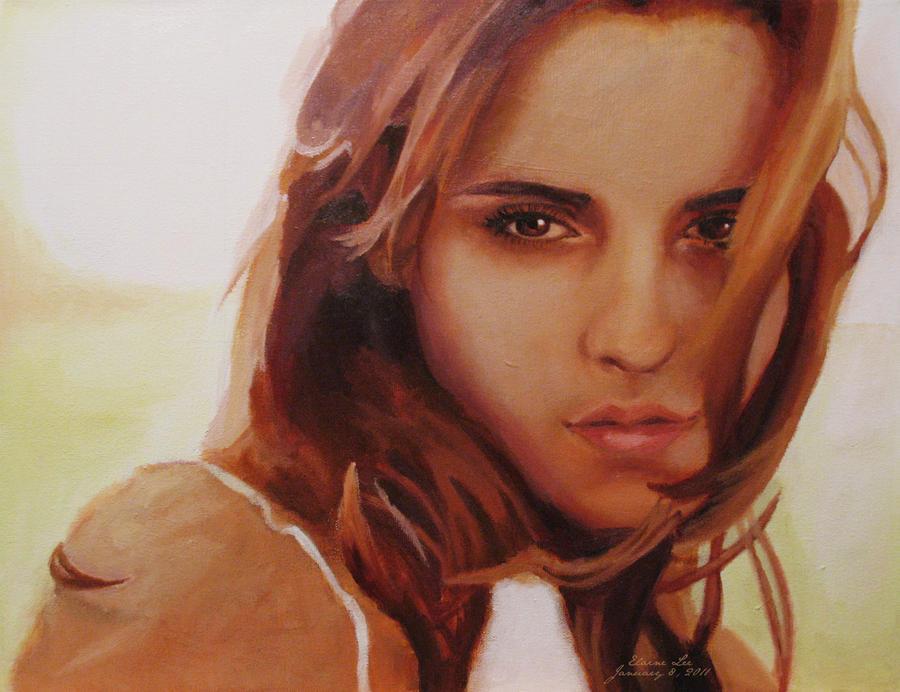 Emma Watson by Lainiexox