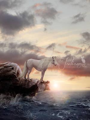 The Last Unicorn Lull by jugatatinhas