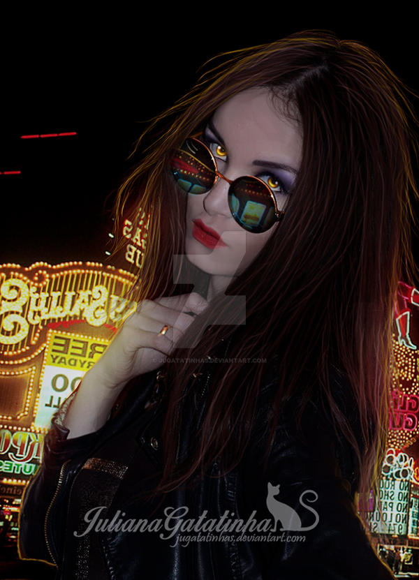 Vegas by jugatatinhas