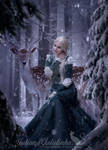 Lady of the Snow by jugatatinhas