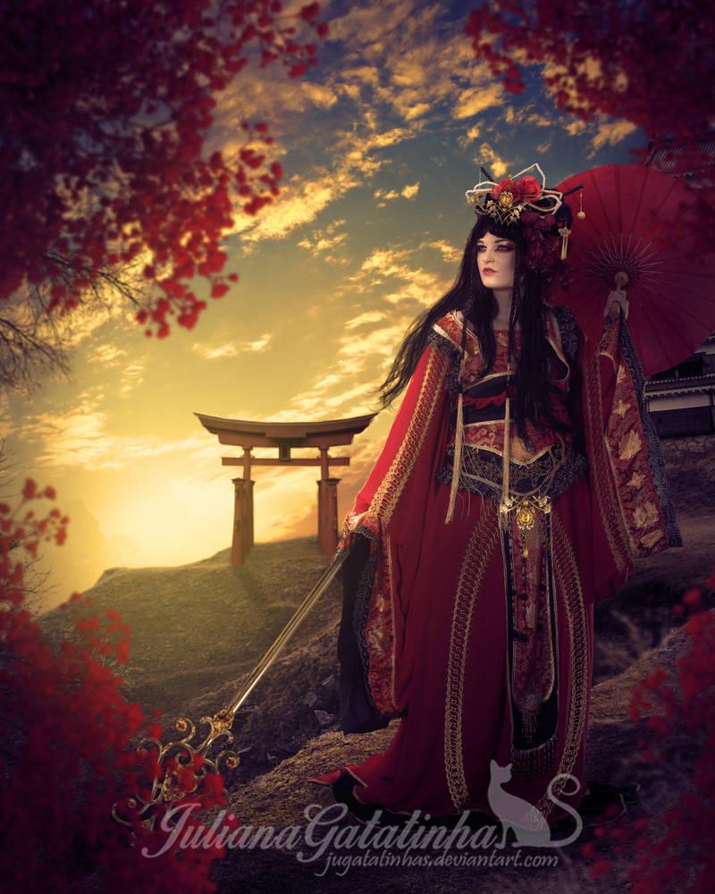 Chiyo Sakamoto by jugatatinhas
