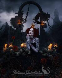 Lady Of Chaos by jugatatinhas