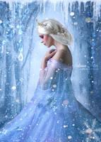 Elsa by jugatatinhas