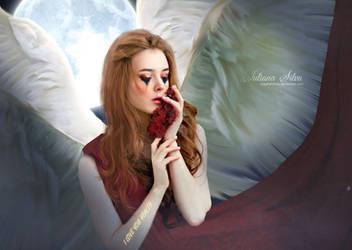 Angel of Longing