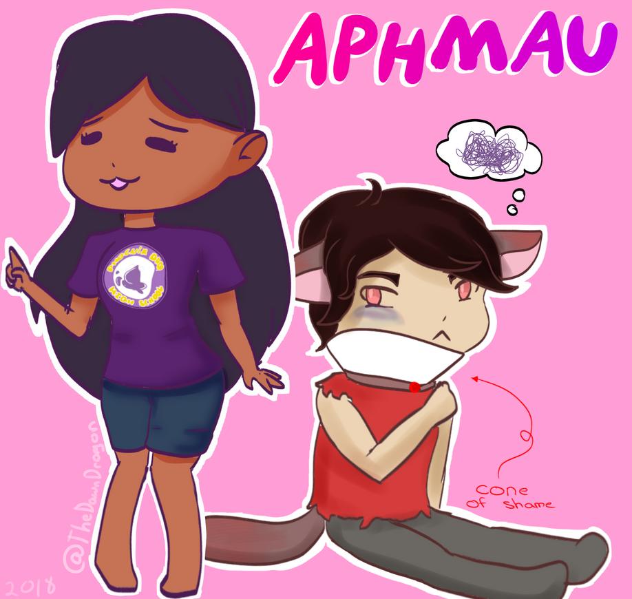 Aphmau: Arrmau Chibi by TheDawnDragon