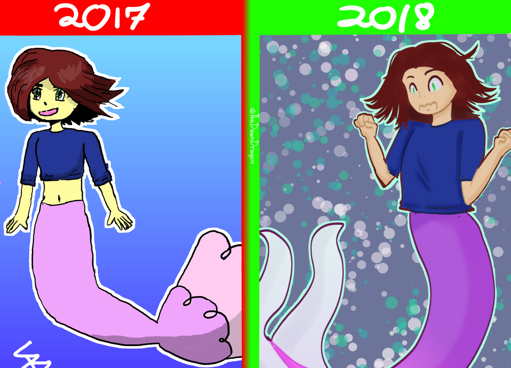 My improvement by TheDawnDragon