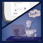 Just a Robot fanart