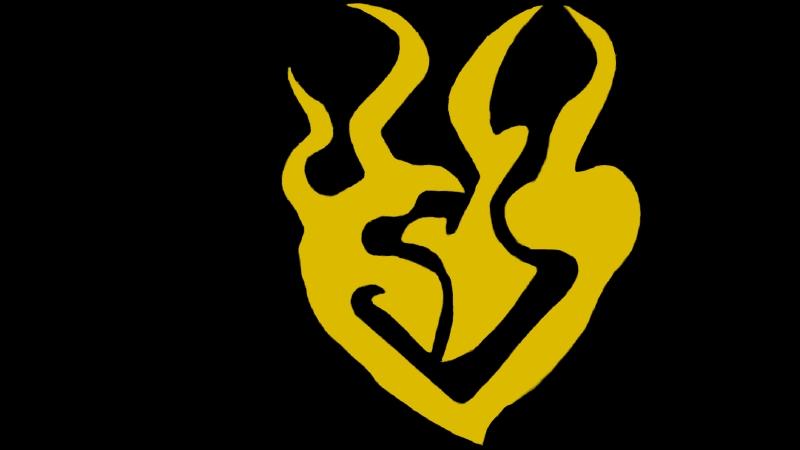 Yang Xiao Long Symbol By Qrow92 On Deviantart