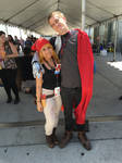 Edward Elric and Winry Rockbell