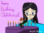 Happy Birthday Chibibiscuit