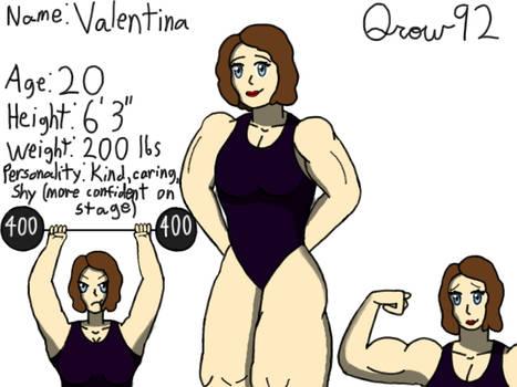 Valentina (Anime/Color)