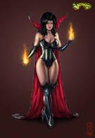Dark Queen by ANDREYGORKOVENKO