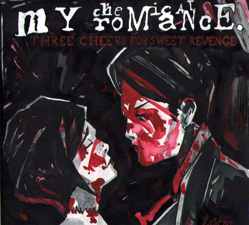 Three Cheers For Sweet Revenge by charlotte41 on DeviantArt