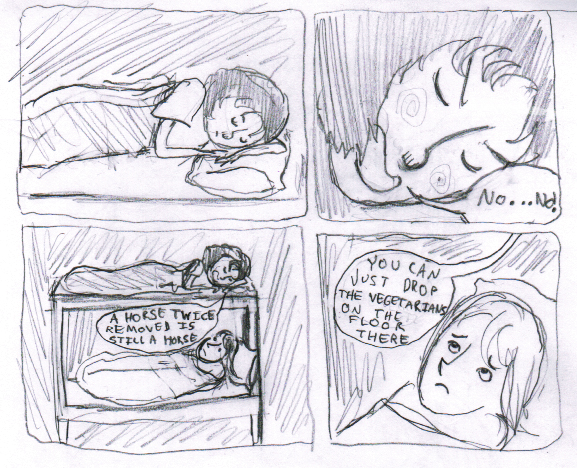 sleeptalking by Chimaerical