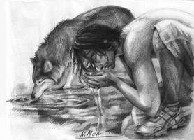 The thirst by Natamur
