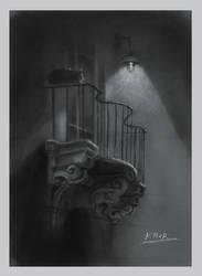 Silence by Natamur