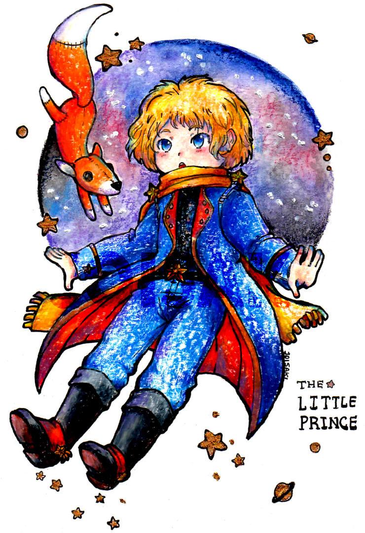 The Little Prince - El Principito by JoisAki