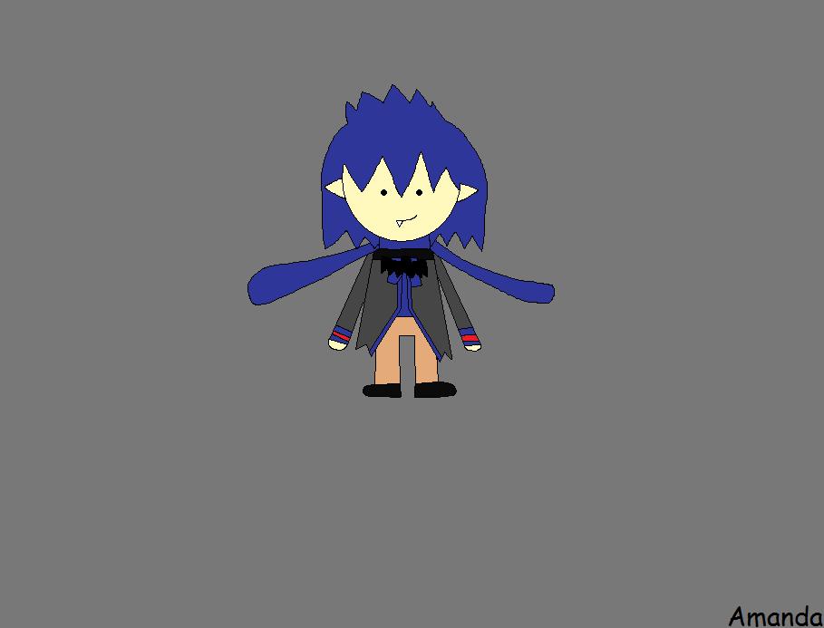 Chibi Kyukaito by LadyCatgirl