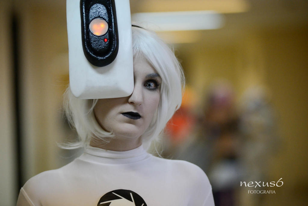 GlaDOS close by moonlightspirit