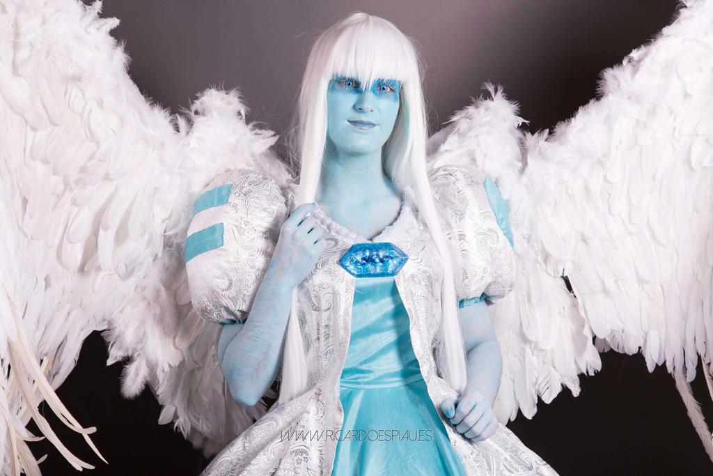 Adventure Time Guardian Angel by moonlightspirit
