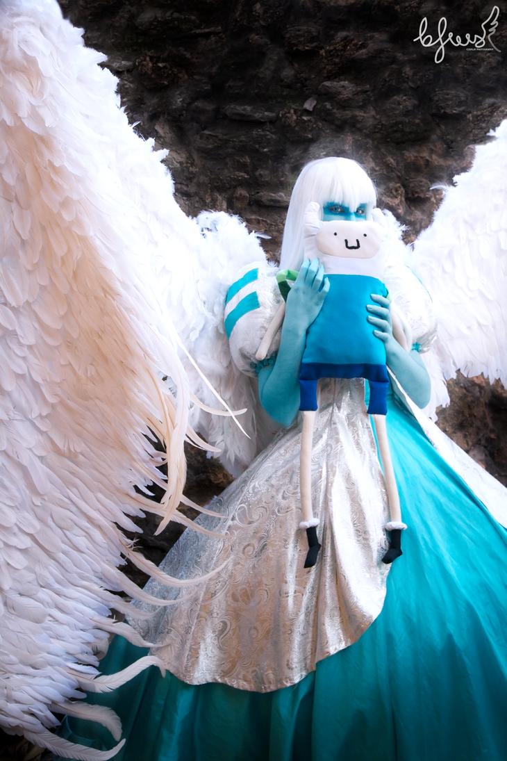 Finn's Guardian Angel by moonlightspirit