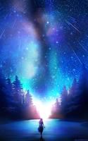 The Milky Way by KantaKerro