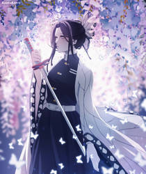 Kimetsu No Yaiba Shinobu