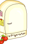 refrigerator by hushstarberry