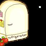 refrigerator by hushstarberry