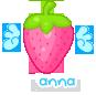 strawberry angel by hushstarberry