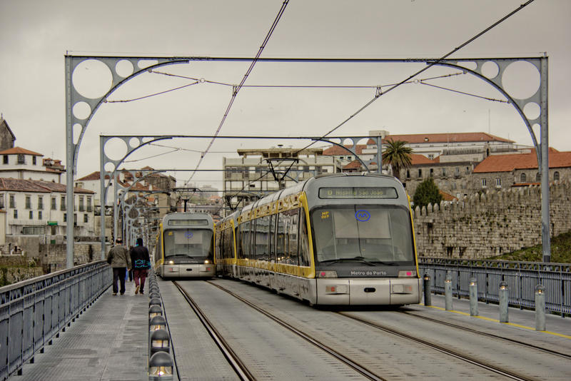 Carte postale de Porto 4 by Douce-Amertume