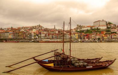 Carte postale de Porto 2 by Douce-Amertume
