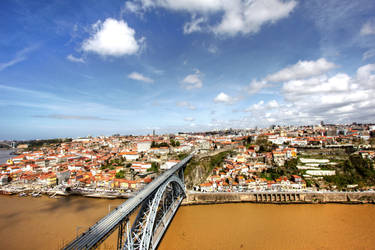 Carte postale de Porto 11 by Douce-Amertume