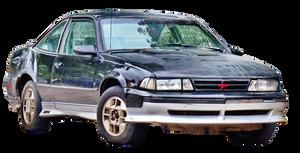 Chevy Z24 Render