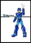 Megaman-The Blue Bomber