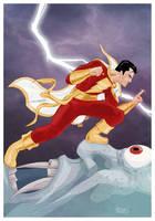 Captain Marvel by kanefinger1939