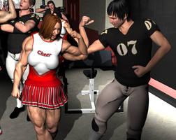 Weightroom Nightmare b by ironb667