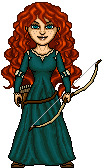 Merida by katcombs