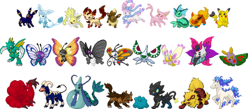 Pokemon Companions