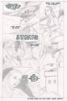 24 Hour Comic Day 2012 Page 1 by skycladstrega