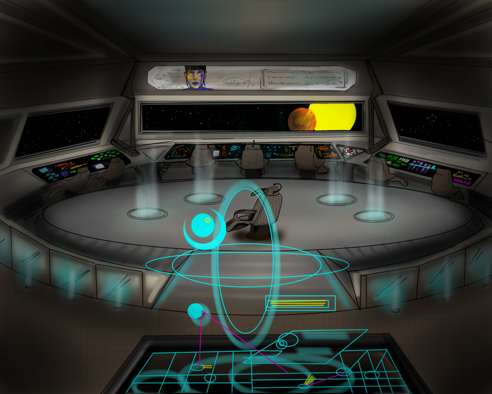 spacecraft interior free to use in your comic by skycladstrega on