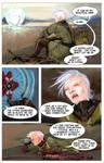 Destiny the Game fan comic