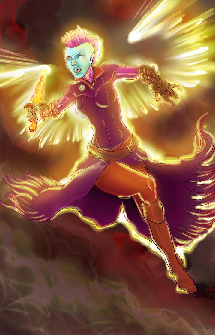Destiny Sunsinger Warlock For 2 By Skycladstrega